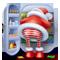 Дед Мороз в холодильнике