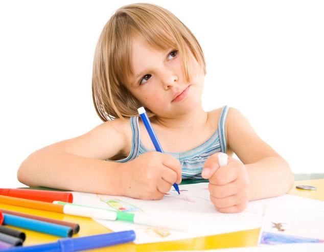 Что значит когда рисуют на бумаге