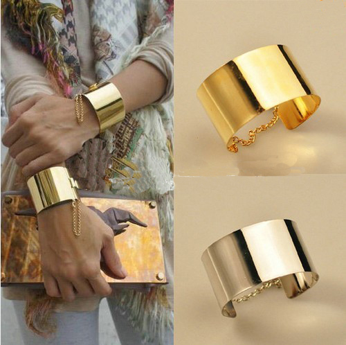 Металлические браслеты на руку своими руками