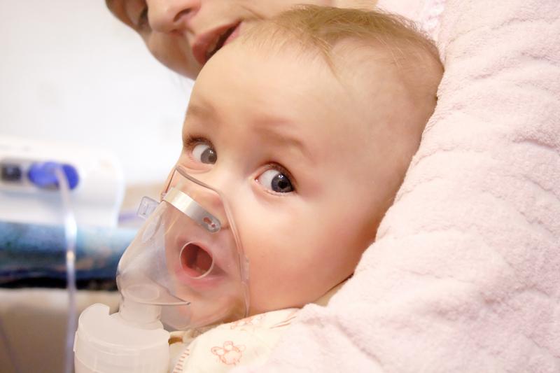 Чем можно делать ингаляцию 6 месячному ребенку