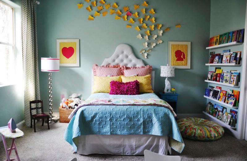 Как изменить декор комнаты