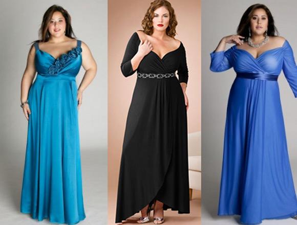 Платья в стиле ампир для полных новые модели сезона 21