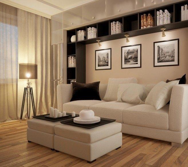 Дизайн и декор гостиной