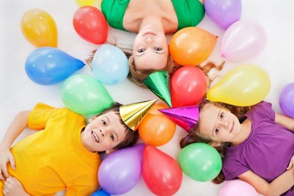 Простые и веселые конкурсы для детей на день рождения
