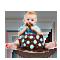 Малыш и торт
