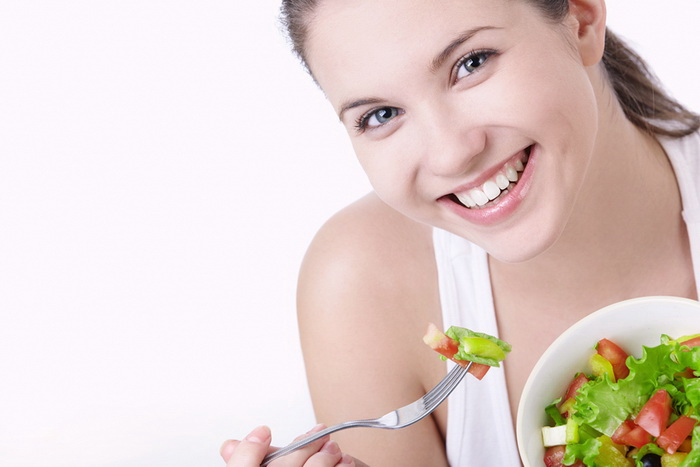 Правильное похудение для подростка