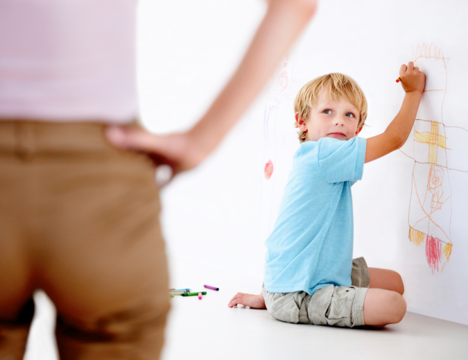 punishment and discipline in children