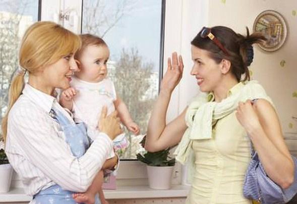 Няни для ребенка мама