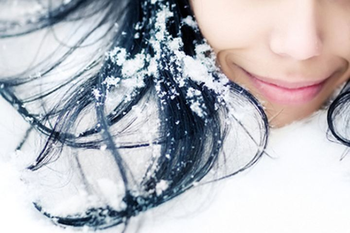 Правила ухода за волосами после зимы