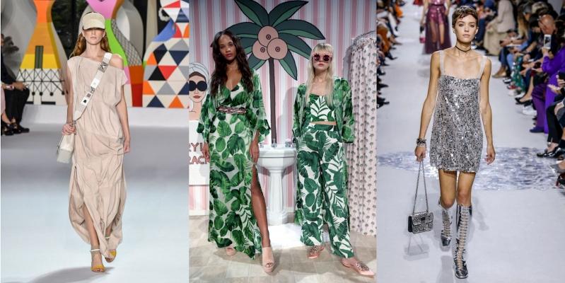 Модные платья весна-лето 2018, тренды с промокодом Купивип - РостовМама ff5db939749